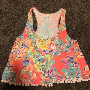 Lilly Pulitzer- Tank Top